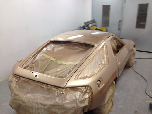 1979 Porsche 928 4.5 1owner undergoing light restoration at MR928 For Sale (picture 5 of 6)