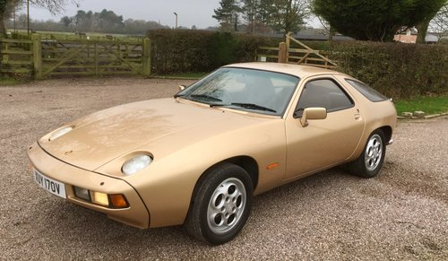 1979 Porsche 928 4.5 1owner undergoing light restoration at MR928 For Sale (picture 6 of 6)