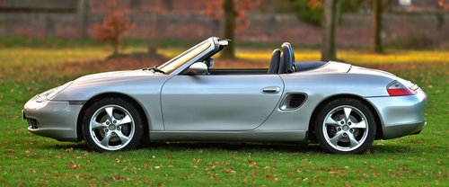 2001 Porsche Boxster 2.7 Manual For Sale (picture 2 of 6)
