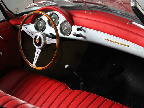 1961 Porsche 356 B Roadster Rod Emory Restoration  For Sale (picture 4 of 6)