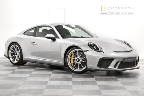 2018 / 18 Porsche 911 (991.2) GT3 Touring *SOLD* SOLD (picture 1 of 6)