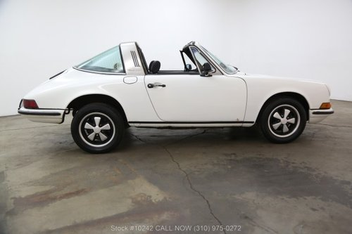 1972 Porsche 911T Targa For Sale (picture 2 of 6)