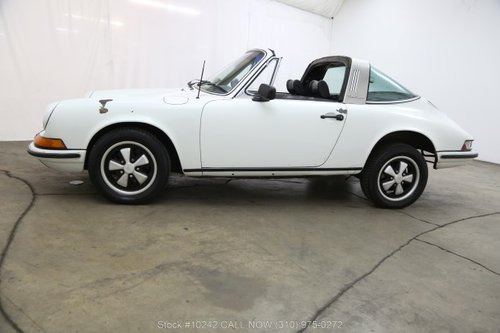 1972 Porsche 911T Targa For Sale (picture 3 of 6)