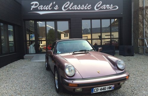 1986 Porsche 911 3.2 For Sale (picture 1 of 5)