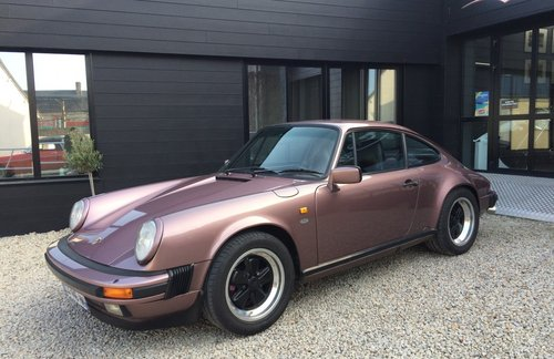 1986 Porsche 911 3.2 For Sale (picture 2 of 5)