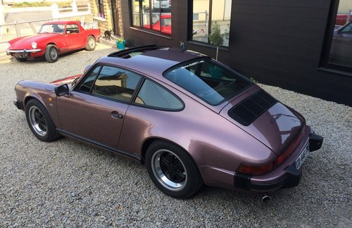 1986 Porsche 911 3.2 For Sale (picture 3 of 5)
