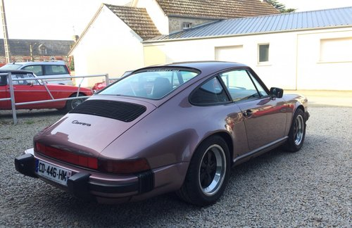 1986 Porsche 911 3.2 For Sale (picture 4 of 5)