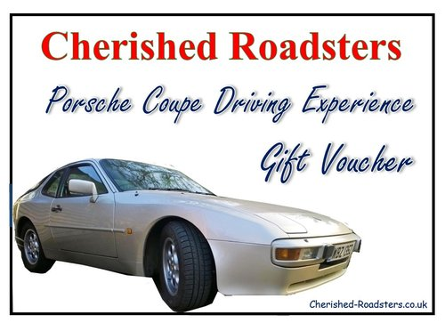 Give a Porsche for Christmas -  Special Gift Vouchers For Sale (picture 5 of 6)