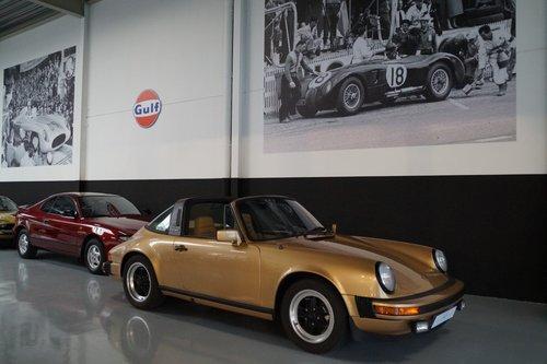 PORSCHE 911 Targa 3.0 SC Super condition !!! (1980) For Sale (picture 1 of 6)