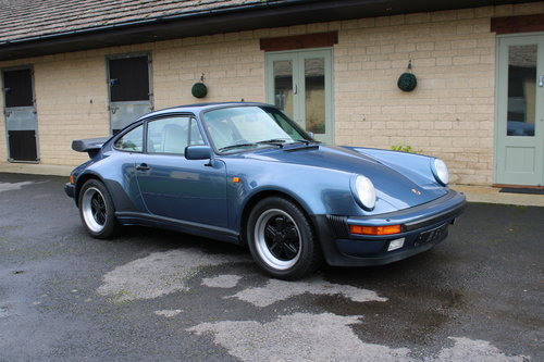 1989 PORSCHE 911 SUPERSPORT For Sale (picture 1 of 6)