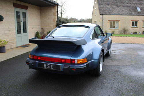 1989 PORSCHE 911 SUPERSPORT For Sale (picture 2 of 6)