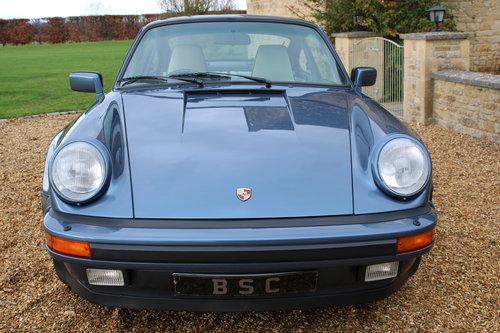 1989 PORSCHE 911 SUPERSPORT For Sale (picture 3 of 6)