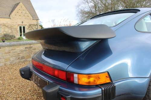 1989 PORSCHE 911 SUPERSPORT For Sale (picture 4 of 6)