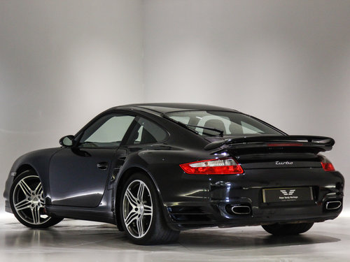 2006 Porsche 911 Turbo Tiptronic S (997) - Low Mileage For Sale (picture 2 of 6)