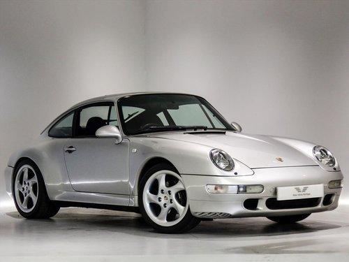 1997 Porsche 911 (993) C2S Wide Body-Very Rare For Sale (picture 1 of 6)