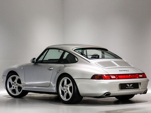 1997 Porsche 911 (993) C2S Wide Body-Very Rare For Sale (picture 2 of 6)