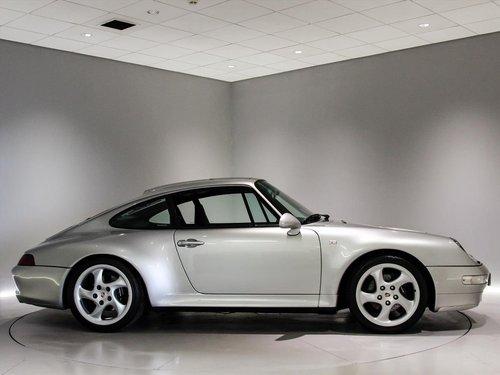 1997 Porsche 911 (993) C2S Wide Body-Very Rare For Sale (picture 3 of 6)