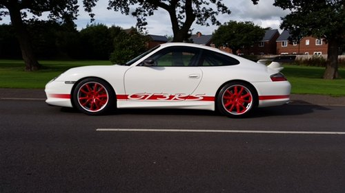 2003 PORSCHE 911 ( 996 ) GT3 RS. OUTSTANDING IN EVERY RESPECT.  For Sale (picture 1 of 6)