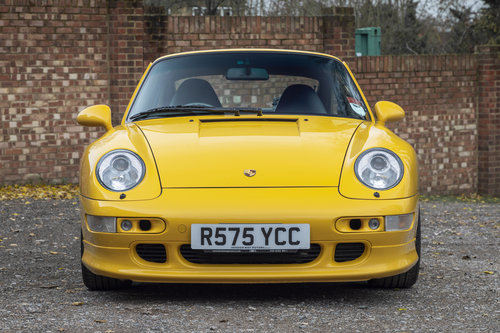 1998-PORSCHE 993 TURBO S COUPE MANUAL  For Sale (picture 2 of 6)