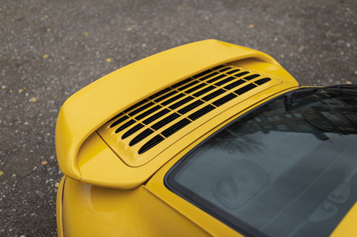 1998-PORSCHE 993 TURBO S COUPE MANUAL  For Sale (picture 5 of 6)