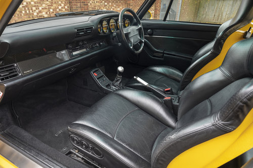 1998-PORSCHE 993 TURBO S COUPE MANUAL  For Sale (picture 6 of 6)