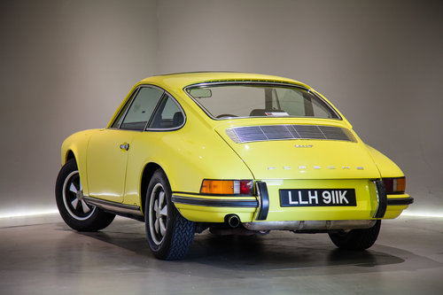 1972 Porsche 911T Manual For Sale (picture 2 of 6)