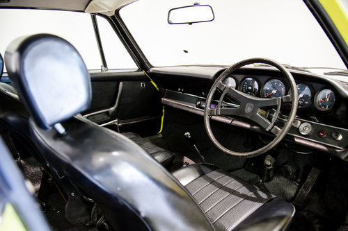 1972 Porsche 911T Manual For Sale (picture 4 of 6)