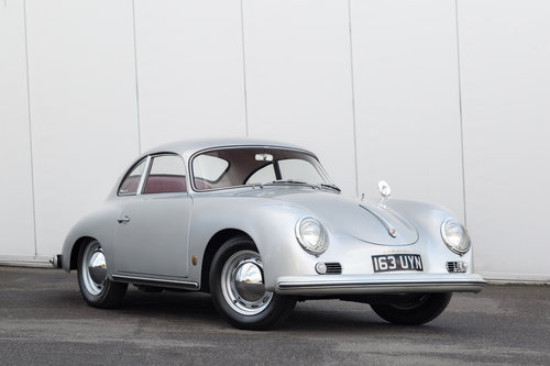 1957 Porsche Reutter Coupe For Sale (picture 1 of 6)