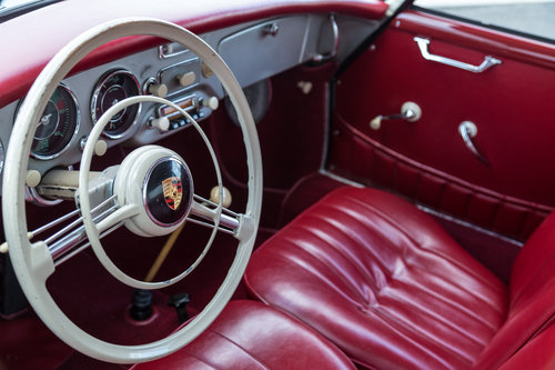 1957 Porsche Reutter Coupe For Sale (picture 5 of 6)