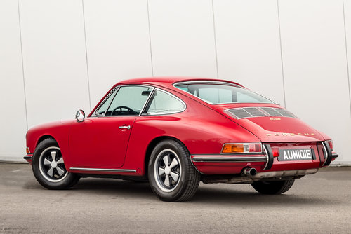 1967 Porsche 911S 2.0 LHD For Sale (picture 4 of 6)
