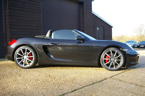 2014 Porsche 981 Boxster 3.4 S Convertible Manual (33,000 miles) SOLD (picture 2 of 6)