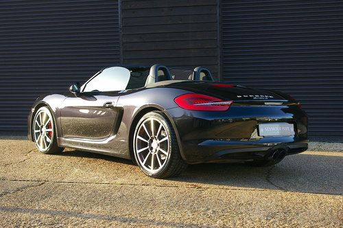 2014 Porsche 981 Boxster 3.4 S Convertible Manual (33,000 miles) SOLD (picture 3 of 6)