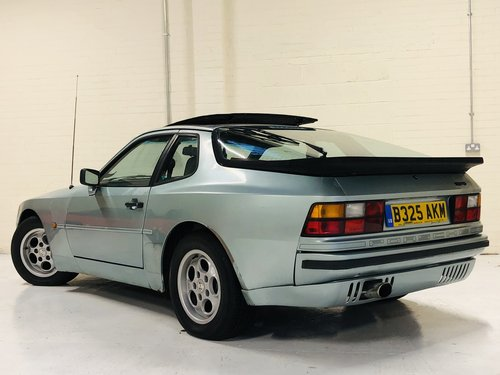 1985 PORSCHE 944 2.5 - LIGHT PROJECT SOLD (picture 4 of 6)