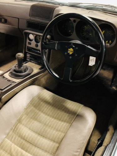1985 PORSCHE 944 2.5 - LIGHT PROJECT SOLD (picture 6 of 6)