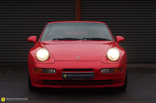 1994 Porsche 968 Clubsport - 2 owner, FSH, Rare Lux pack SOLD (picture 6 of 6)