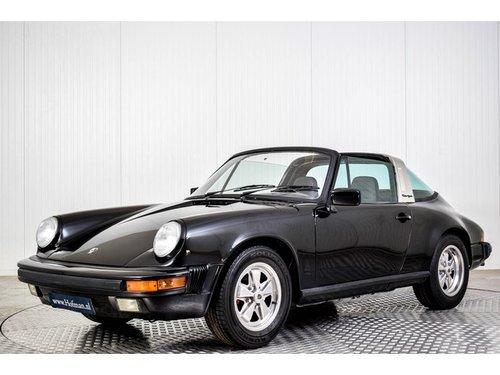1976 Porsche 911 3.0 SC Targa For Sale (picture 1 of 6)