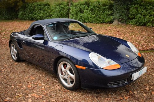 2001 Porsche Boxster S 3.2 986 For Sale (picture 1 of 6)