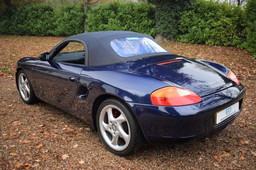 2001 Porsche Boxster S 3.2 986 For Sale (picture 2 of 6)
