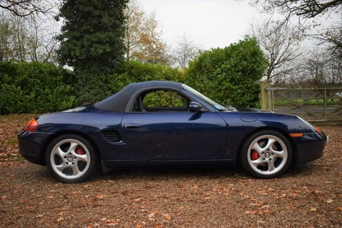 2001 Porsche Boxster S 3.2 986 For Sale (picture 3 of 6)