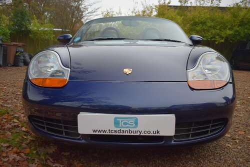 2001 Porsche Boxster S 3.2 986 For Sale (picture 4 of 6)