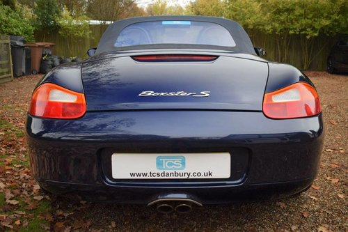 2001 Porsche Boxster S 3.2 986 For Sale (picture 5 of 6)
