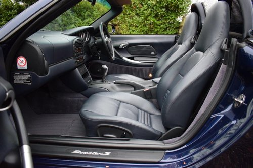 2001 Porsche Boxster S 3.2 986 For Sale (picture 6 of 6)