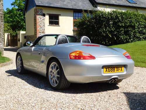 2000 Porsche 986 Boxster S - 67k, impeccable service history For Sale (picture 3 of 6)