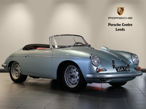 1961 Porsche 356 B Roadster Rod Emory Restoration  For Sale (picture 1 of 6)