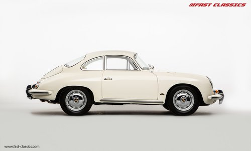 1962 PORSCHE 356B 1600S // T6 KARMANN COUPE // NUT AND BOLT REST For Sale (picture 1 of 6)