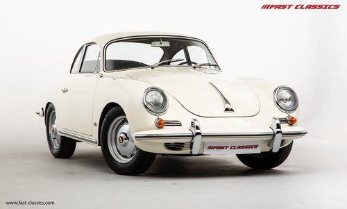1962 PORSCHE 356B 1600S // T6 KARMANN COUPE // NUT AND BOLT REST For Sale (picture 2 of 6)