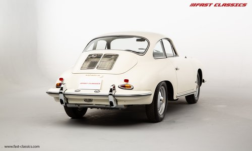 1962 PORSCHE 356B 1600S // T6 KARMANN COUPE // NUT AND BOLT REST For Sale (picture 3 of 6)