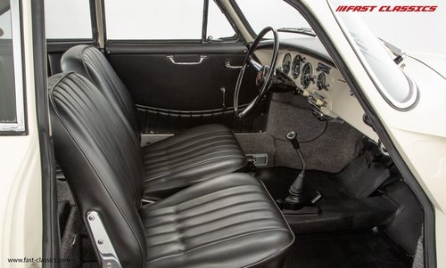 1962 PORSCHE 356B 1600S // T6 KARMANN COUPE // NUT AND BOLT REST For Sale (picture 5 of 6)