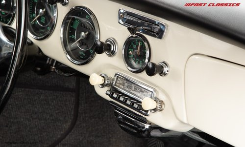 1962 PORSCHE 356B 1600S // T6 KARMANN COUPE // NUT AND BOLT REST For Sale (picture 6 of 6)