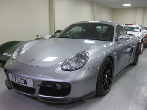 2006 Porsche Cayman SV road/track car For Sale (picture 2 of 6)